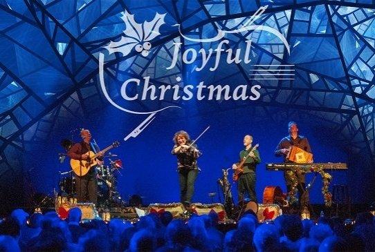 Eileen Ivers – A Joyful Christmas