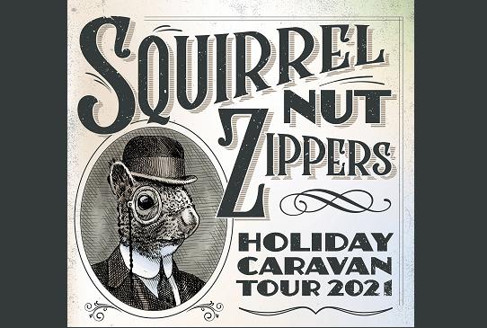 Squirrel Nut Zippers: Holiday Caravan 2021 w/ Weege & The Wondertwins