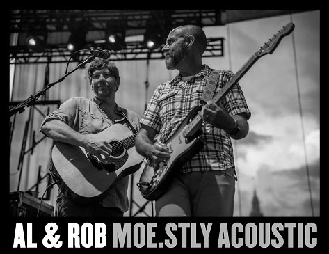 Al & Rob: moe.stly acoustic