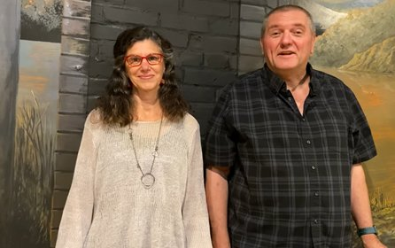 Fall 2021 Update from Lori and Vitek about Gateway City Arts