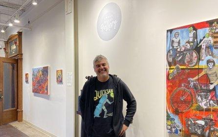 SWG Interview with Artist Bill Alatalo